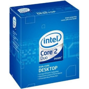 Процессоры Intel E5800